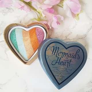 I Heart Makeup - Mermaid's Heart Highlighter