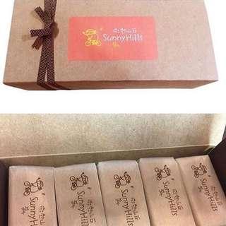 微熱山丘 鳯梨酥 一盒10件