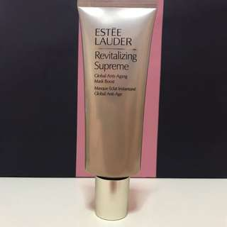 ESTEE LAUDER REVITALIZING SUPREME GLOBAL ANTI-AGING MASK
