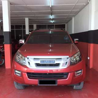 ISUZU DMAX 2.5 4WD (A) NEW FACELIFT