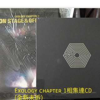 Exology chapter 1相集連CD