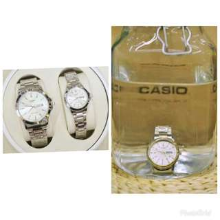 OEM CASIO COUPLE WATCH