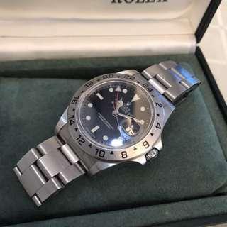 Rolex 16570黑面(無出世紙)