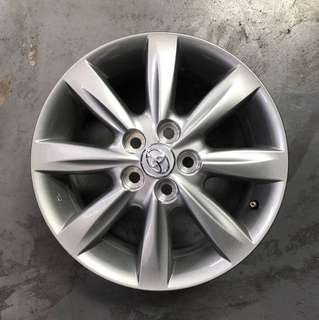 """From New Car 15"""" Rims"""