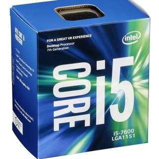ASUS H170 + i5 7600 + Hyper 212 Cooler