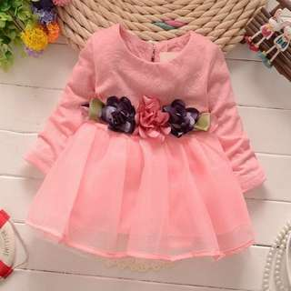 Baby Girl Lace Tutu Dress