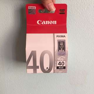 Canon Pixma Ink (Black)