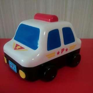 Sanrio Runabout Police Car