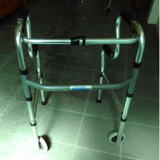 Walking Frame with 2 Wheels