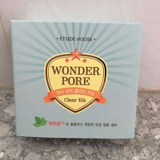 Etude House Wonder Pore Kit