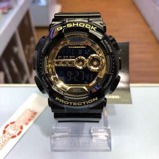 CASIO G-SHOCK GD-100GB-1A