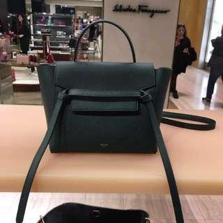 Celine micro belt / mini belt Handbags 代購 意大利代購 😃