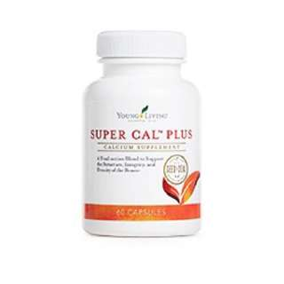 Young Living Super Cal Plus 60ct