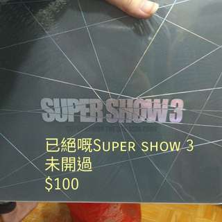 Super Junior super show 3 相集