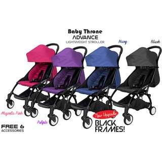 Baby Throne ADVANCE Version Strone