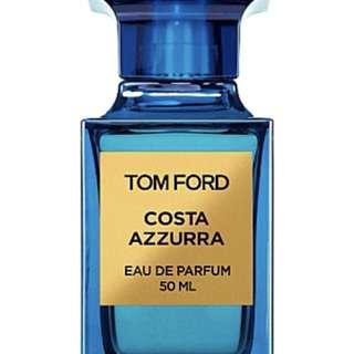 Tom Ford Costa Azzura 50ML
