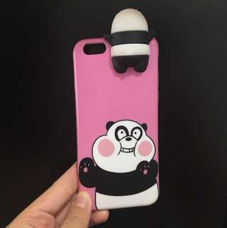 Casing iphone 6/6s we bare bear