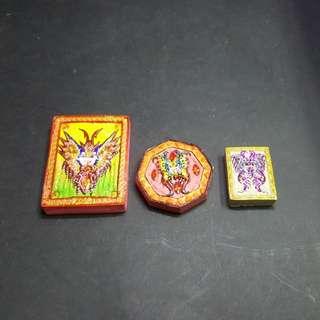 3 KK Amulet