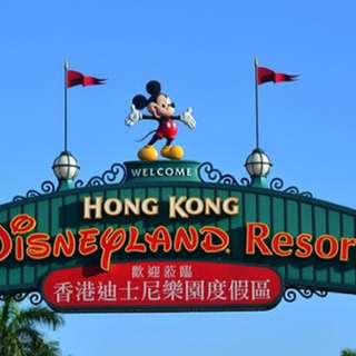 迪士尼電子門票
