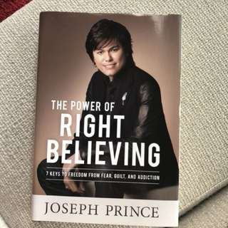Pastor Prince - The power of right believing (read once)