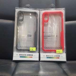 Iphone 7/8/8+/10/X 360度保護殼 TPU