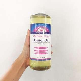 Ready Stock Heritage Store,  The Palma Christi, Castor Oil , 32 fl oz (960 ml)