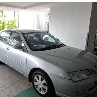 2001 Proton Waja 1.6 Sedan