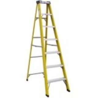 Fujima Aluminum Ladder 12 Inch