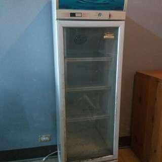 二手單門營業用冰箱,功能正常,需自取,特價3500元