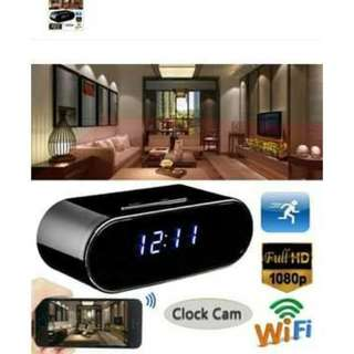 Z10 Mini 1080P WIFIHiddenSpyCameraClockTelecameraNightVision