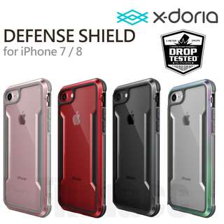 X-doria Defense Shield 手機殼 3米防撞 Phone Case iPhone 7 / 8 Plus