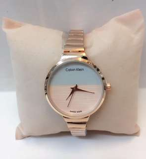Ck watch with ordinary box