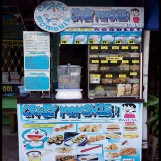 Food cart for sale