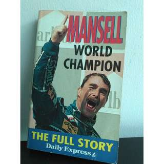 Story of Mansell - 1992 F1 World's Champion