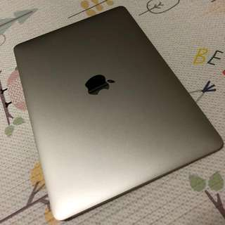 MacBook Gold (Retina, 12 inch) 1.2 GHz intel core M