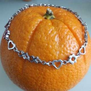 Silver bracelet#滄海遺珠