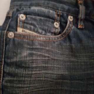 Diesel Jeans. Size 27 used