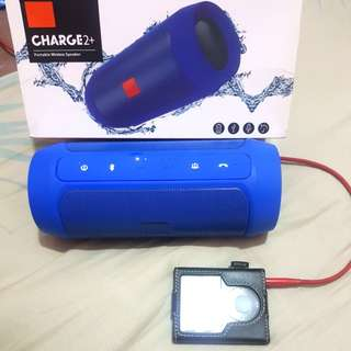Unbranded Charge2+ Portable Wireless Speaker