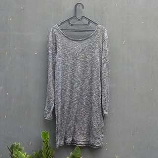 H&M Midi Knit Dress