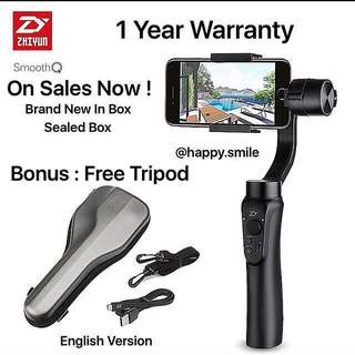 Limited Time Sales ! Zhiyun Smooth Q