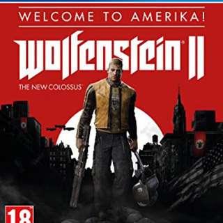 PS4: Wolfenstein 2