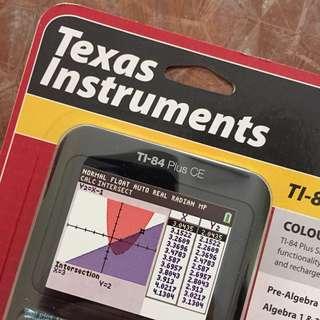 Colour Graphic Calculator