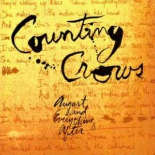 arthcd COUNTING CROWS August and Everything After USA Press CD