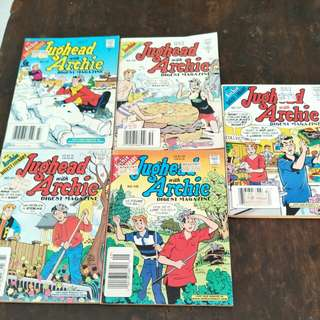 Jughead with Archie Comics