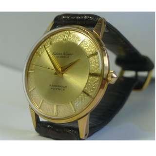 Rare dial,  Citizen Homer 19-J Para Shock Phynox, as good as new !