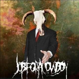 Job For A Cowboy – Doom CD