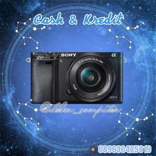 Sony A6000 Bisa kredit Bunga 0,99% Proses 30mnt
