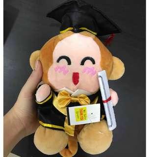Graduated Monkey
