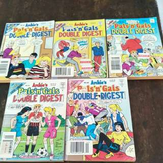 Archie's Comics Double Digest