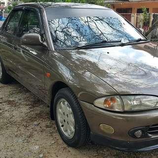 Proton Wira 1.3cc Manual Sedan